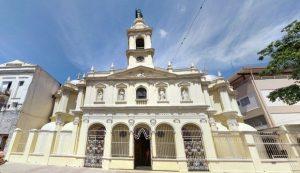 Igreja da Achiropita em São Paulo SP
