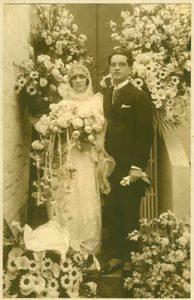 Casamento de Christiano Chagas e Zilda Ferraz Marques Chagas