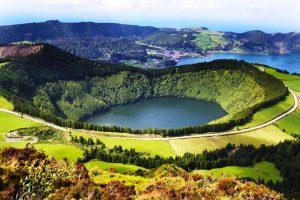 Ilha de São Miguel dos Açores
